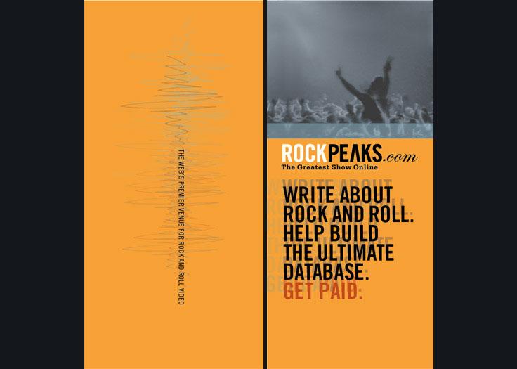 RockPeaks Ad