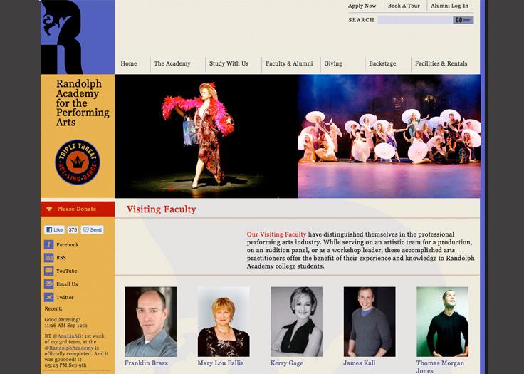 Randolph Academy Website Visiting Faculty 1
