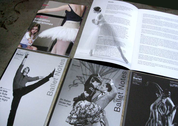National Ballet of Canada Notes