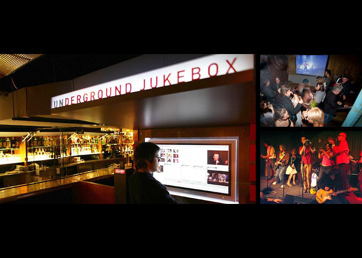 Drake Underground Jukebox