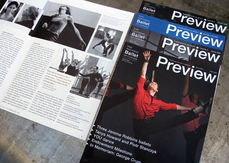 National Ballet of Canada Preview