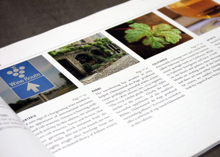 LCBO Classics Catalog Contents