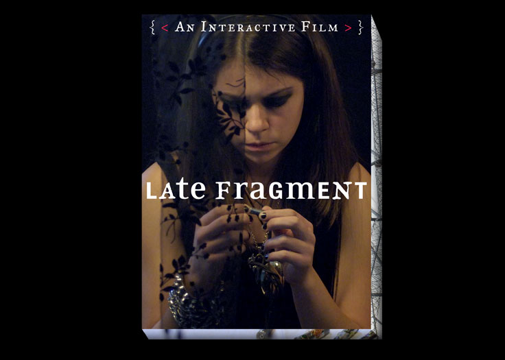 Late Fragment DVD Packaging