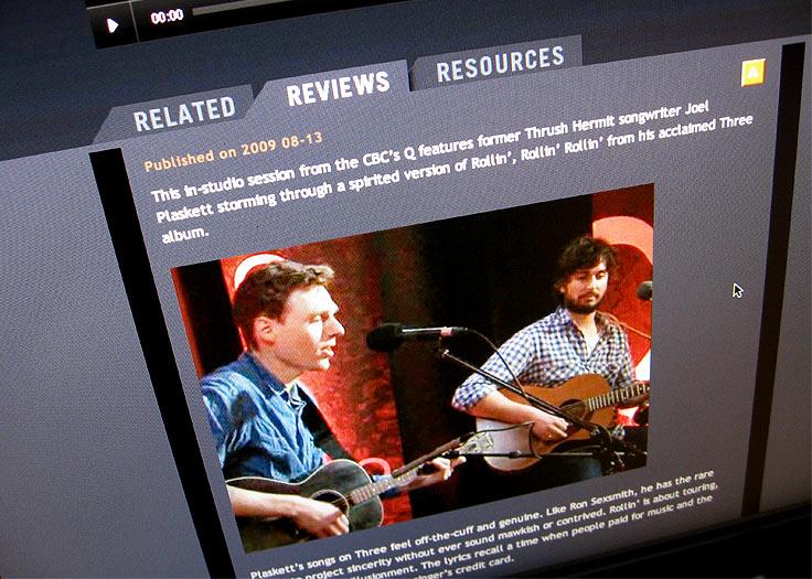 RockPeaks Review Joel Plaskett