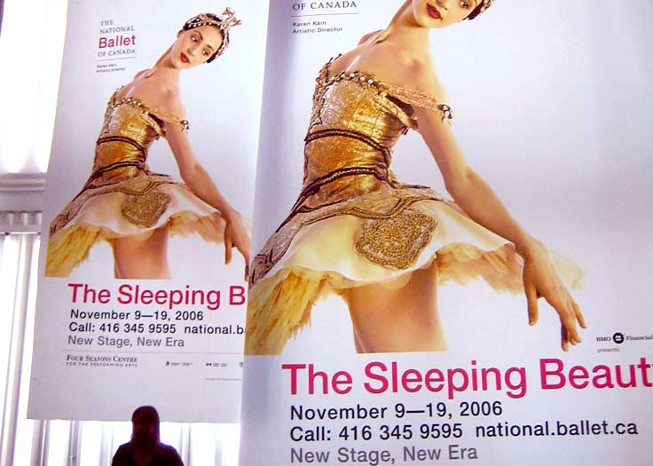 National Ballet of Canada Press Poster