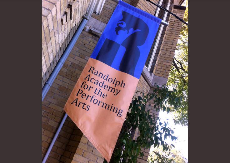 Randolph Academy Banner