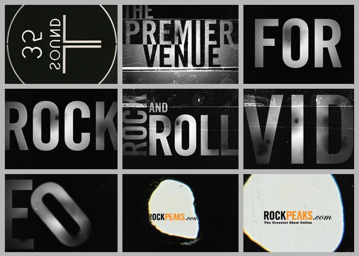 RockPeaks Stills Sequence