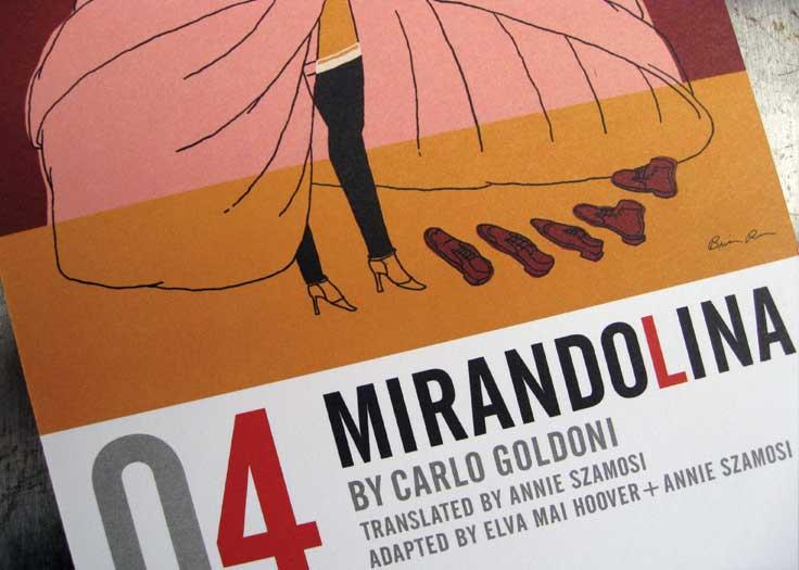 Soulpepper Mirandolina