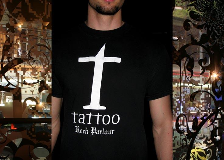 Tattoo Rock Parlour - T-Shirt